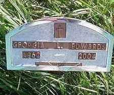 EDWARDS, GEROGIA L. - Sioux County, Iowa | GEROGIA L. EDWARDS