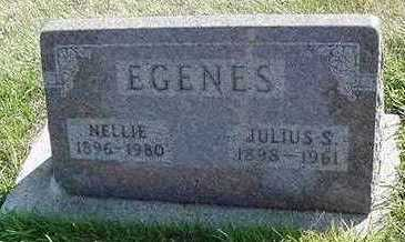EGENES, NELLIE - Sioux County, Iowa | NELLIE EGENES