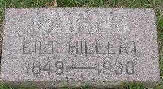 EILTS, EILT HILLERT - Sioux County, Iowa | EILT HILLERT EILTS