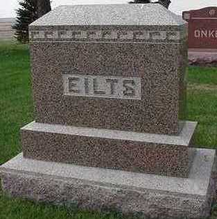 EILTS, HEADSTONE - Sioux County, Iowa | HEADSTONE EILTS