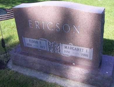 ERICSON, MARGARET J. - Sioux County, Iowa | MARGARET J. ERICSON