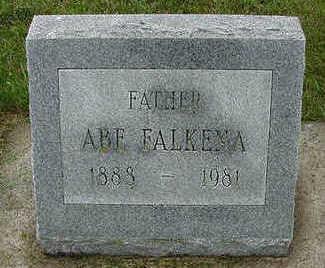 FALKENA, ABE - Sioux County, Iowa | ABE FALKENA