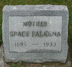FALKENA, GRACE - Sioux County, Iowa | GRACE FALKENA