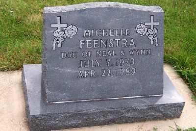 FEENSTRA, MICHELLE - Sioux County, Iowa | MICHELLE FEENSTRA