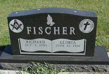FISCHER, GLORIA (MRS. RICHARD) - Sioux County, Iowa   GLORIA (MRS. RICHARD) FISCHER