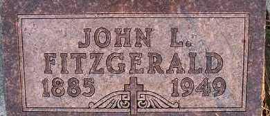FITZGERALD, JOHN L. - Sioux County, Iowa | JOHN L. FITZGERALD