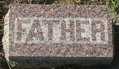 FITZPATRICK, LUKE (FATHER) - Sioux County, Iowa   LUKE (FATHER) FITZPATRICK