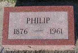 FLUTH, PHILIP - Sioux County, Iowa   PHILIP FLUTH