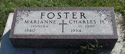 FOSTER, MARIANNE - Sioux County, Iowa | MARIANNE FOSTER