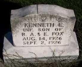 FOX, KENNETH - Sioux County, Iowa | KENNETH FOX