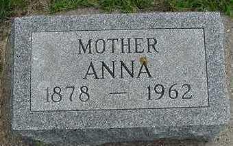 FRANKEN, ANNA - Sioux County, Iowa | ANNA FRANKEN
