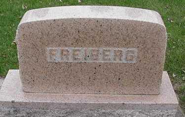 FREIBERG, HEADSTONE - Sioux County, Iowa   HEADSTONE FREIBERG