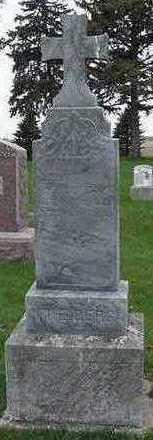 FREIBERG, JOHANN W. A. - Sioux County, Iowa | JOHANN W. A. FREIBERG
