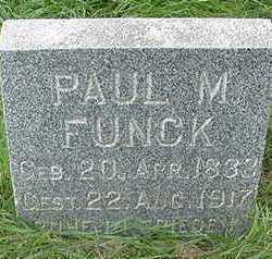FUNCK, PAUL - Sioux County, Iowa | PAUL FUNCK