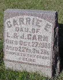 GARN, CARRIE E. - Sioux County, Iowa | CARRIE E. GARN
