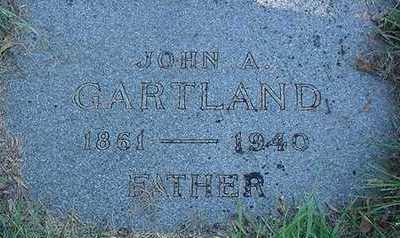 GARTLAND, JOHN A. - Sioux County, Iowa | JOHN A. GARTLAND