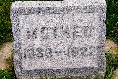 GAYER, MOTHER - Sioux County, Iowa | MOTHER GAYER