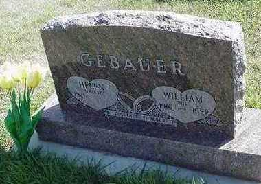 GEBAUER, HELEN - Sioux County, Iowa | HELEN GEBAUER
