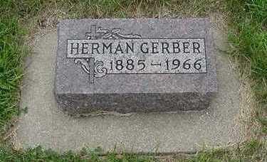 GERBER, HERMAN - Sioux County, Iowa | HERMAN GERBER