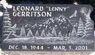 GERRITSON, LEONARD (LENNY) - Sioux County, Iowa | LEONARD (LENNY) GERRITSON