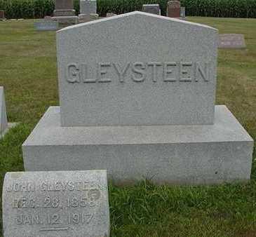 GLEYSTEEN, HEADSTONE - Sioux County, Iowa | HEADSTONE GLEYSTEEN