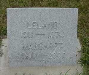 GLEYSTEEN, MARGARET - Sioux County, Iowa | MARGARET GLEYSTEEN