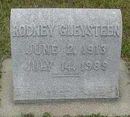 GLEYSTEEN, RODNEY - Sioux County, Iowa | RODNEY GLEYSTEEN