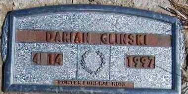 GLINSKI, DARIAN - Sioux County, Iowa   DARIAN GLINSKI