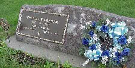 GRAHAM, CHARLES - Sioux County, Iowa | CHARLES GRAHAM