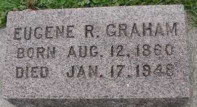 GRAHAM, EUGENE R. - Sioux County, Iowa   EUGENE R. GRAHAM