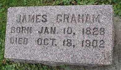 GRAHAM, JAMES - Sioux County, Iowa | JAMES GRAHAM