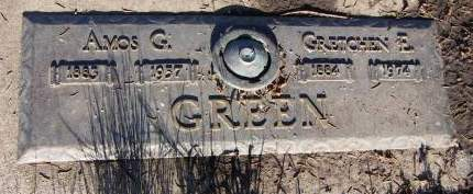GREEN, GRETCHEN E. - Sioux County, Iowa | GRETCHEN E. GREEN