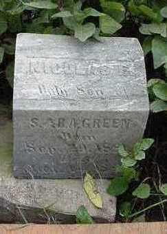 GREEN, NICOLAS E. - Sioux County, Iowa | NICOLAS E. GREEN