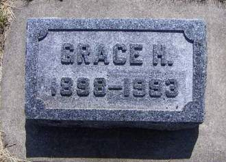 GREGG, GRACE H. - Sioux County, Iowa | GRACE H. GREGG