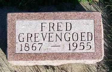 GREVENGOED, FRED - Sioux County, Iowa | FRED GREVENGOED
