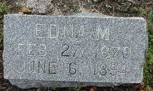 GRISELL, EDNA M. - Sioux County, Iowa | EDNA M. GRISELL