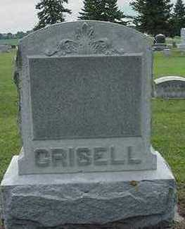 GRISELL, HEADSTONE - Sioux County, Iowa | HEADSTONE GRISELL