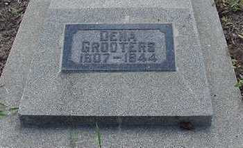 GROOTERS, DENA - Sioux County, Iowa | DENA GROOTERS