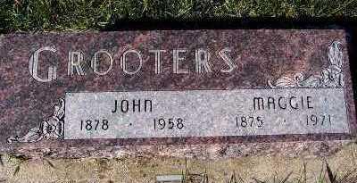 GROOTERS, JOHN - Sioux County, Iowa | JOHN GROOTERS