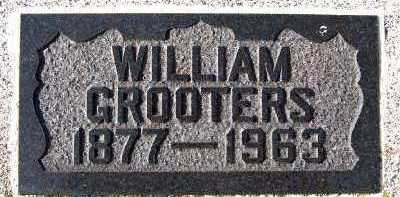 GROOTERS, WILLIAM - Sioux County, Iowa | WILLIAM GROOTERS