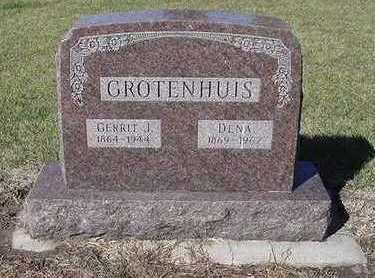 GROTENHUIS, DENA - Sioux County, Iowa | DENA GROTENHUIS