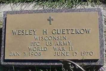 GUETZKOW, WESLEY H. - Sioux County, Iowa | WESLEY H. GUETZKOW