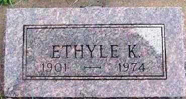 HAAS, ETHYLE K. - Sioux County, Iowa | ETHYLE K. HAAS