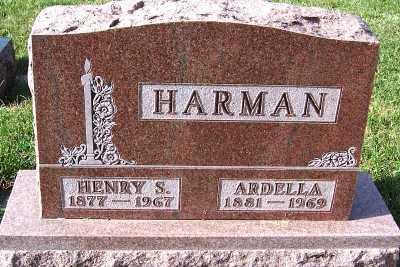 HARMAN, ARDELLA - Sioux County, Iowa | ARDELLA HARMAN