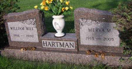 HARTMAN, WILIAM 'BILL' - Sioux County, Iowa | WILIAM 'BILL' HARTMAN