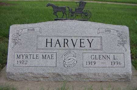 HARVEY, GLENN L. - Sioux County, Iowa | GLENN L. HARVEY