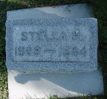 HASTINGS, STELLA H. - Sioux County, Iowa | STELLA H. HASTINGS