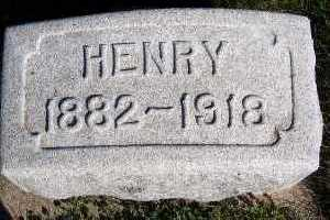 HAUPT, HENRY - Sioux County, Iowa | HENRY HAUPT