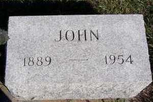 HAUPT, JOHN - Sioux County, Iowa   JOHN HAUPT