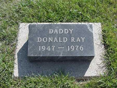 HEERDE, DONALD RAY - Sioux County, Iowa | DONALD RAY HEERDE
